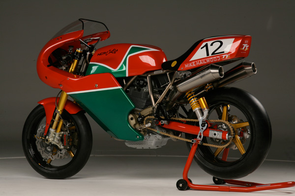 Ducati Mike Hailwood